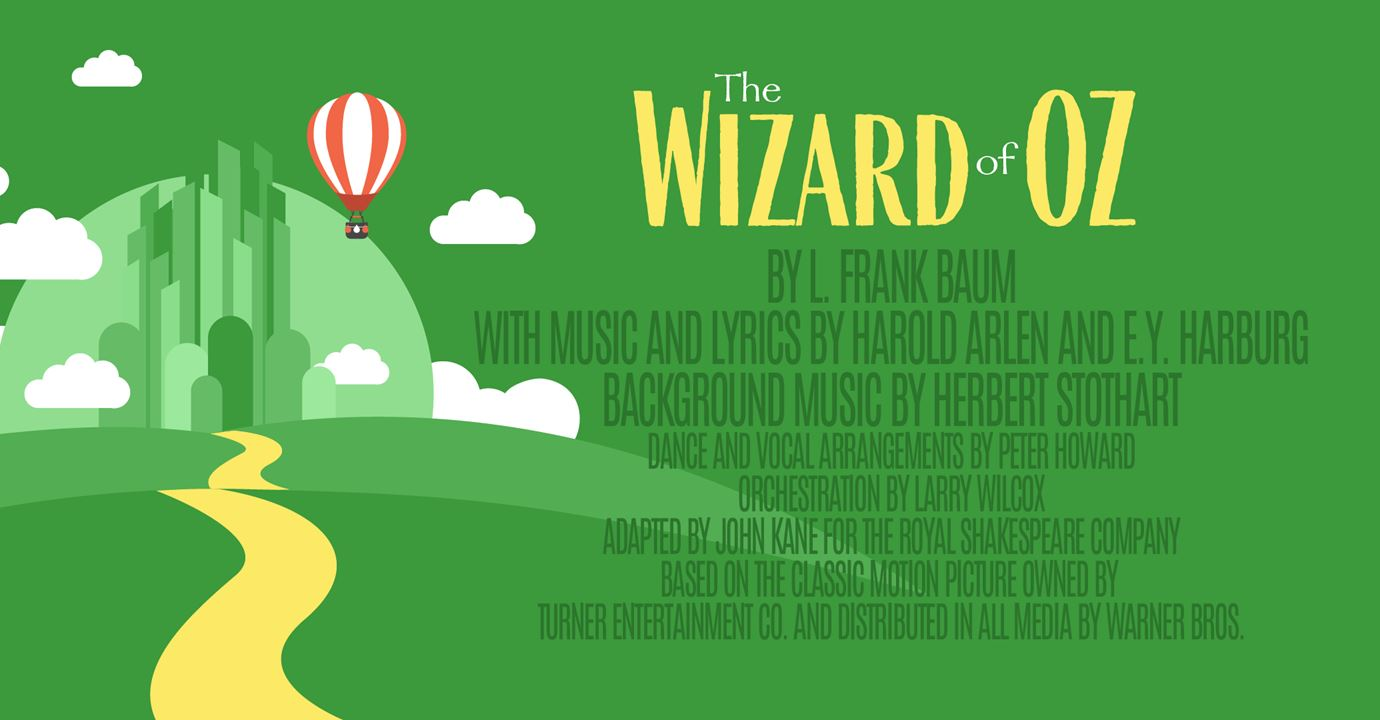 The Wizard of OZ Show Image