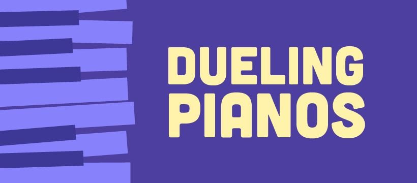 Dueling Pianos 2020 Show Image