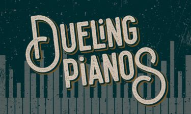 Dueling Pianos with Tony B. Show Poster