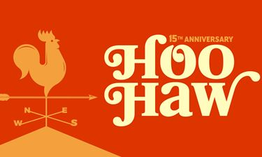 Hoo Haw - 15th Anniversary Show Poster
