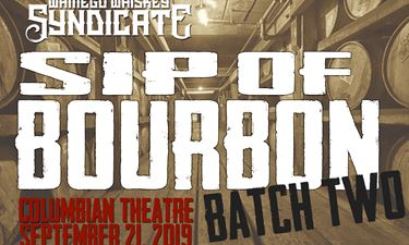 Sip of Bourbon - Batch Two Show Poster