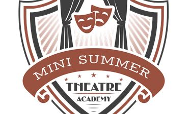 Mini Summer Theatre Academy Registration  Show Poster
